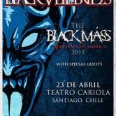Black Veil Brides en Chile