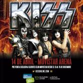 Kiss en Chile 2015