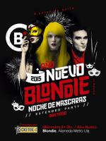 Blondie Fiesta Año Nuevo 2015 Santiago