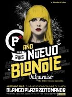 Año Nuevo Blondie · Valparaíso